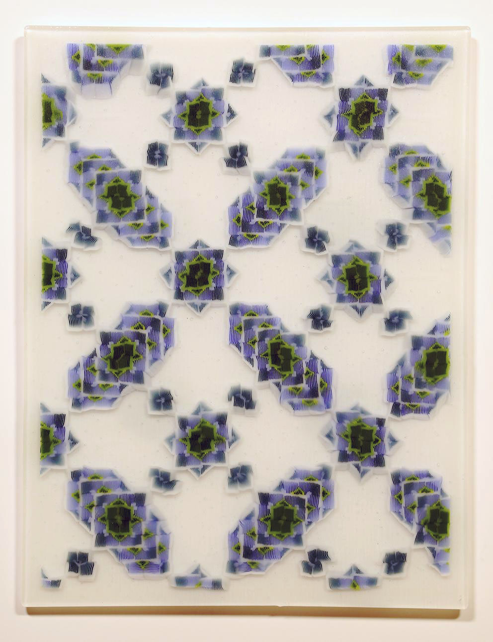 Untitled (Moresque Pattern) No. 2 