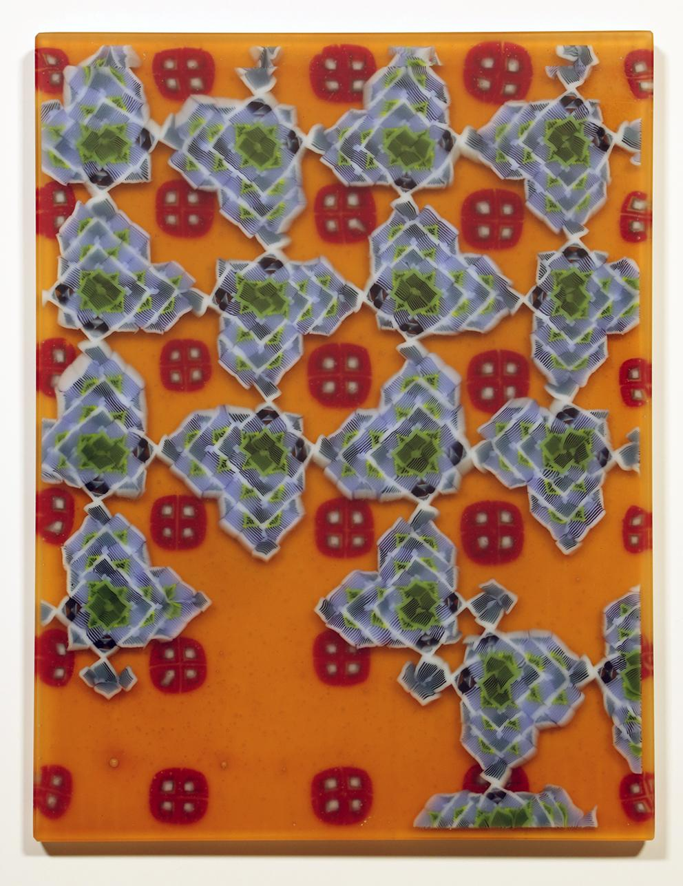 Untitled (Moresque Pattern) No. 3