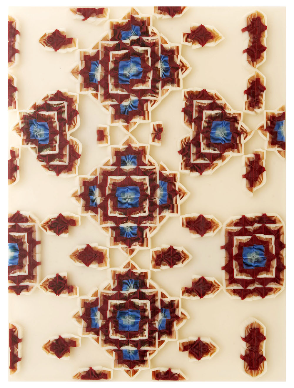 Untitled (Moresque Pattern) No. 4