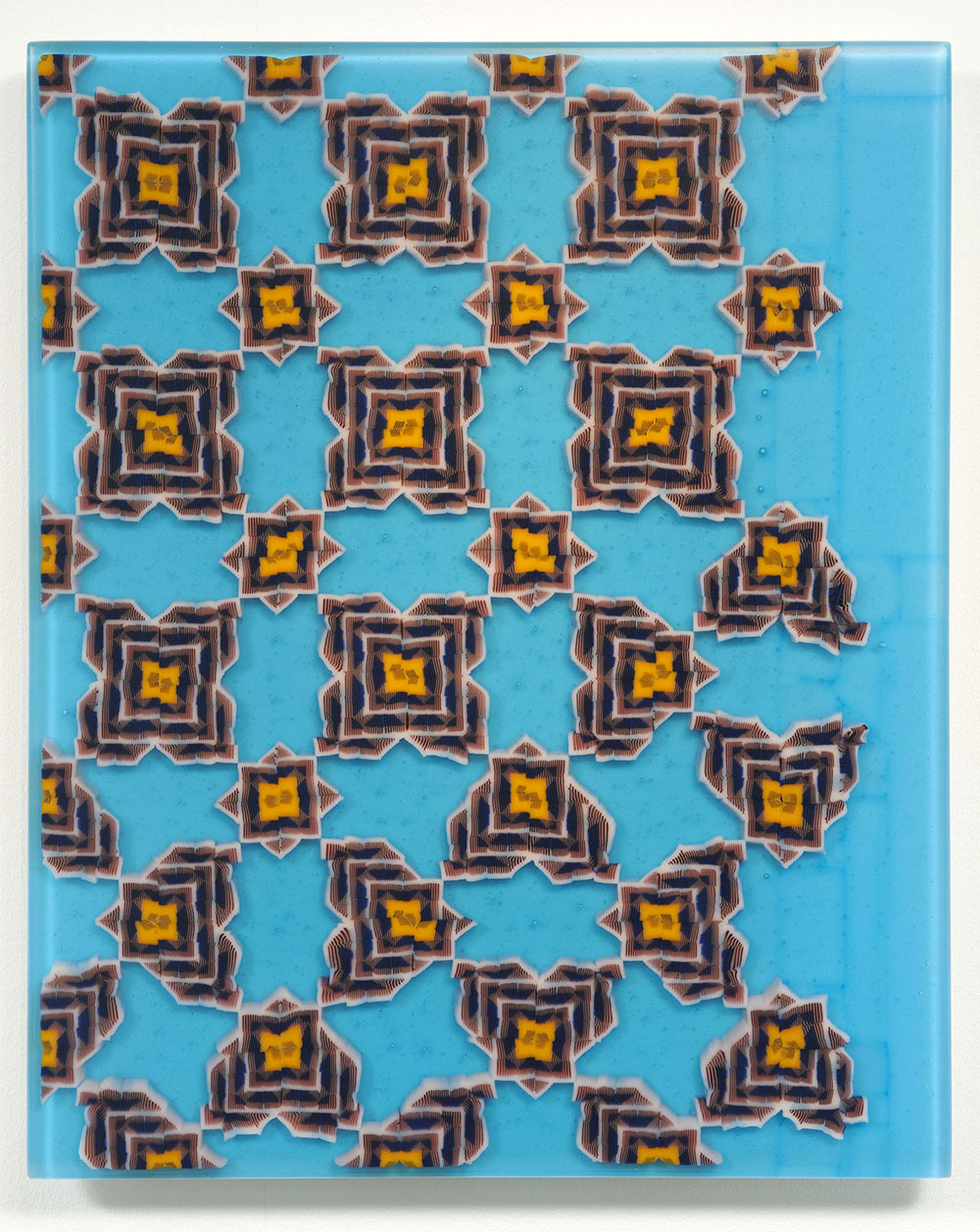Untitled (Moresque Pattern) No. 5