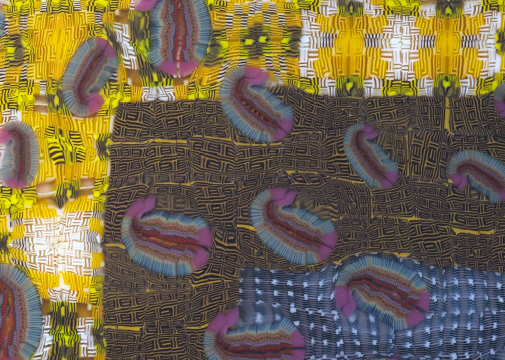 Untitled (Paisley Pattern) No. 3 (detail)