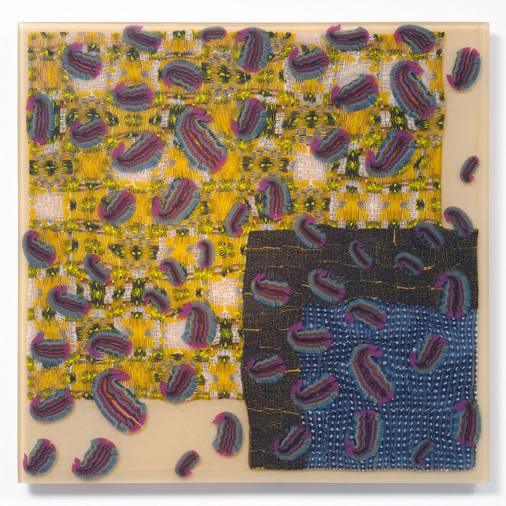 Untitled (Paisley Pattern) No. 3
